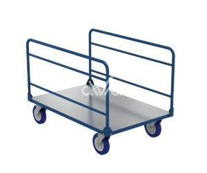 plošinový vozík na zboží