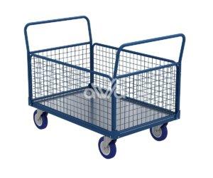 plošinové vozíky